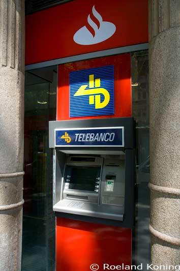 Spanje banken for Banco santander sucursales barcelona