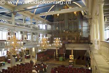 Oude lutherse kerk for Auto interieur reinigen amsterdam