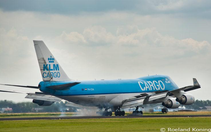 Vliegtuigen op schiphol amsterdam 2 for Interieur 747 cargo