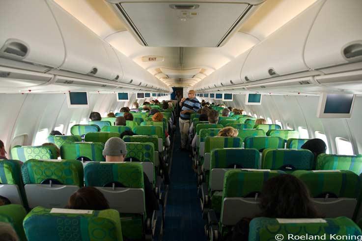 Transavia vliegtuigen for Interieur 747 cargo