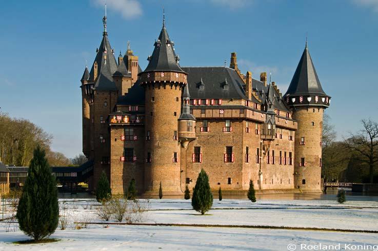 kasteel haarzuilens evenementen