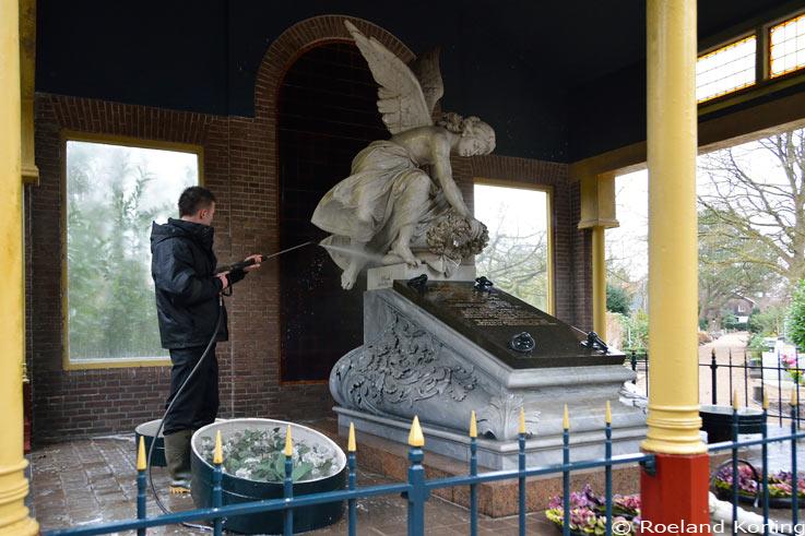 begraafplaats santa barbara amsterdam