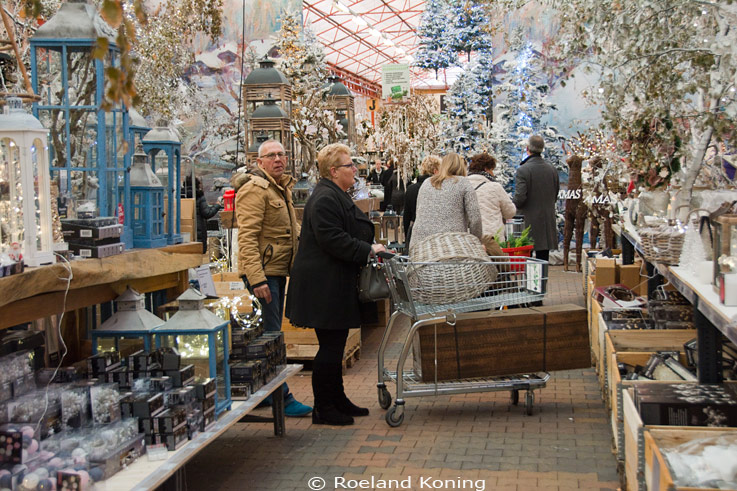 Kerst in amsterdam for Tuincentrum amsterdam