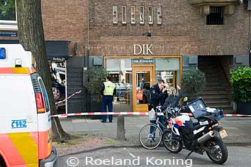 overval amsterdam oost