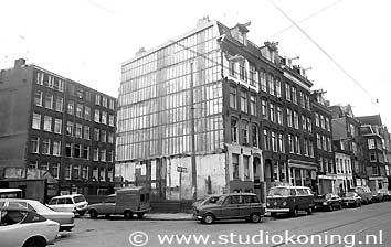 Planciusstraat en omgeving for Studio omgeving amsterdam
