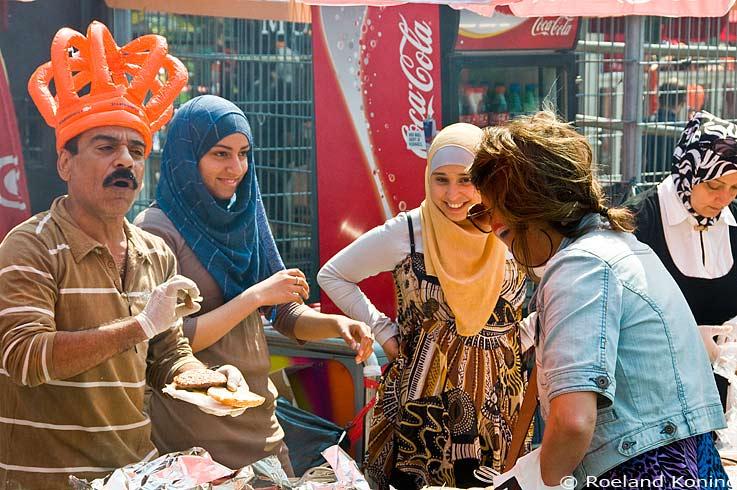 Amsterdam multicultureel