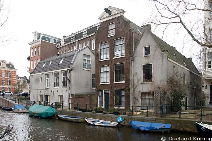 Waar Ligt Huizen : Westerkade