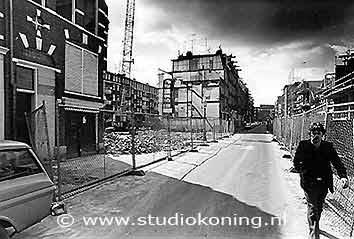 Derde oosterparkstraat 1979 for Interieur 60er jaren