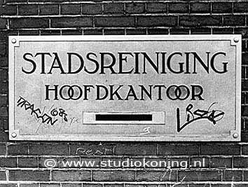 Stadsreiniging.Amsterdam